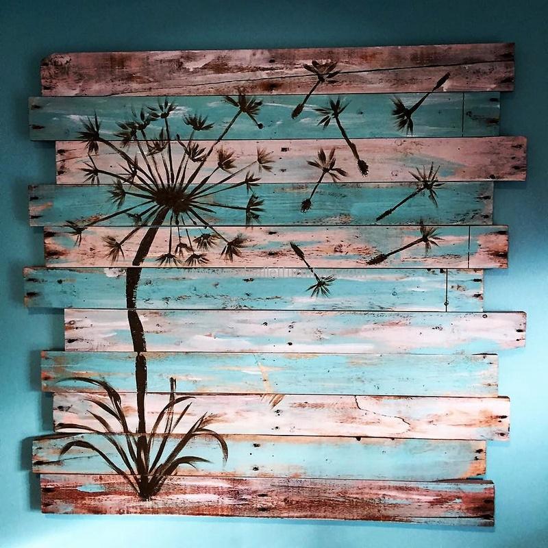 Reycled wood